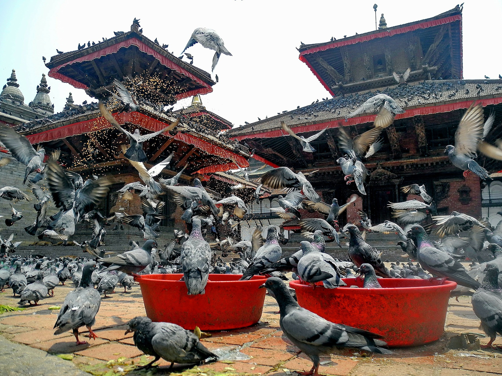 Travel Photography, Durbar Square, Kathmandu Nepal