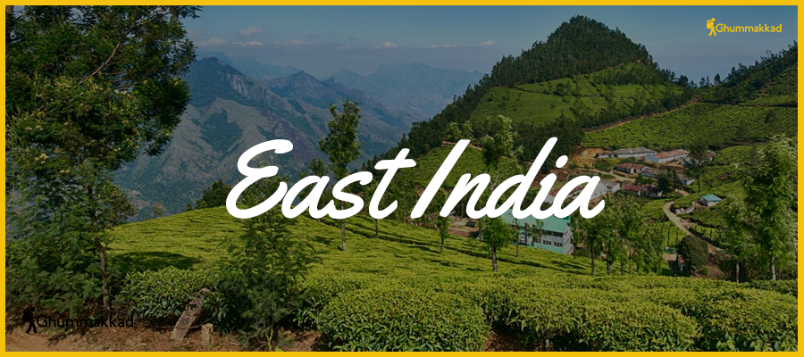 Tour to East India
