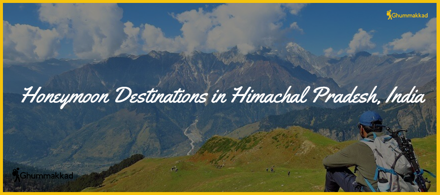 Honeymoon Destinations in Himachal Pradesh, India