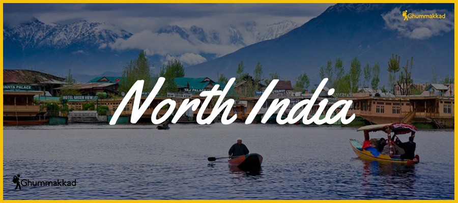 Tour to North India