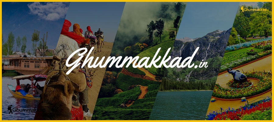 Welcome to Our travel blog! Ghummakkad.in